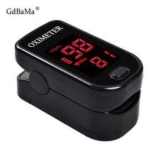 New Portable Finger Pulse Oximeter With Case Health Monitor Fingertip Oximetro de pulso dedo LED Oximeters Saturator