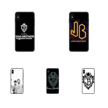 TPU Phone Case Cover Jonas Brothers For Redmi Note 4 5 5A 6 7 8 8T 9 9S Pro Max For Redmi Note 4 5 5A 6 7 8 8T 9 9S Pro Max image