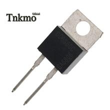 10PCS IDT06S60C כדי 220 D06S60C TO220 6A 600V SiC סיליקון קרביד וטקי דיודה משלוח משלוח