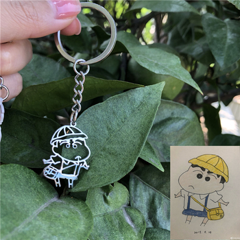 Customized Children's Drawing Necklace Keychains Kid's Art Child Artwork Personalized Necklace Jewelry Christmas Gift For Kids