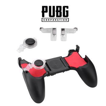 Controles de juegos PUBG 5 en 1 controlador de Gamepad móvil L1 R1 botones de disparo L1R1 Joystick para iPhone Android