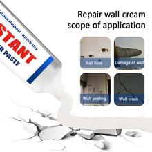 150 г отверстие заполняющая паста для ремонта дома быстросохнущая поверхность стены мгновенный герметик обслуживание водонепроницаемый герметичность трещина строительство