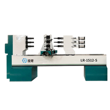 LR-1512-S Automatic CNC Car Carving Integrated Multifunctional Woodworking Lathe Roman Column Handrail