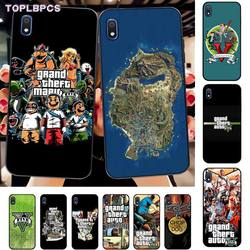 Special Gta Grand Theft Auto 5 V San Andreas Luxury Phone Case for Samsung A10 20s 71 51 10 s 20 30 40 50 70 80 91 A30s 11 31 21