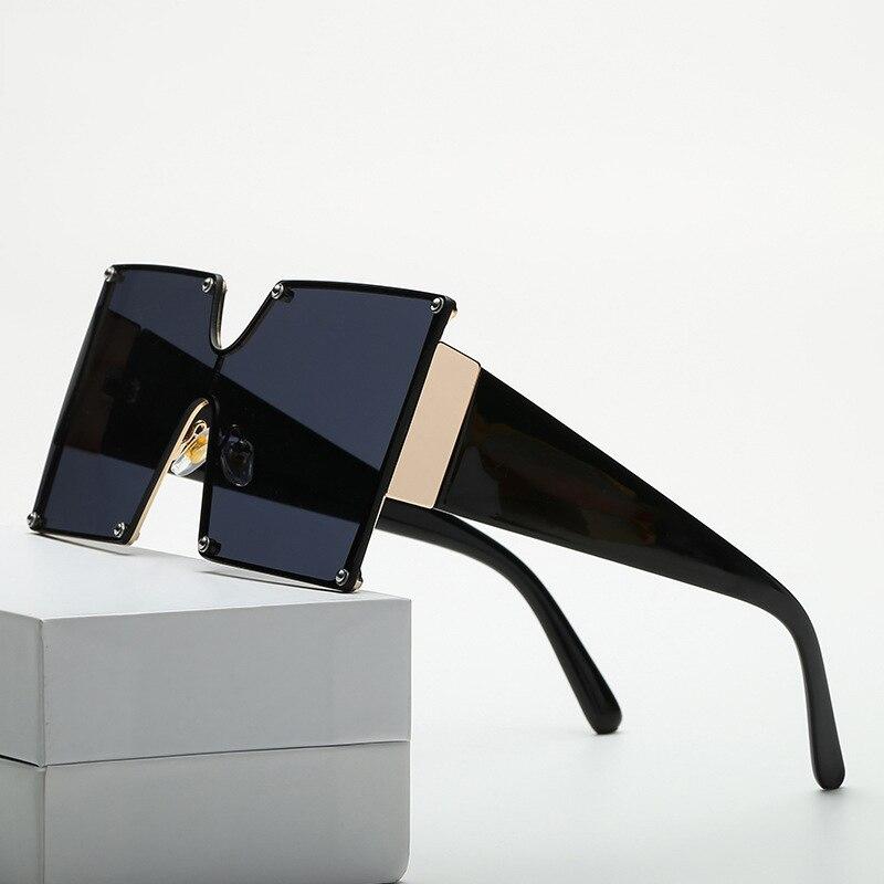 Солнцезащитные очки для женщин 2020 Okulary Przeciwsloneczne Damskie Shades для женщин, фирменный дизайн, квадратный дизайн, красная трендовая Черная Новинка Женские солнцезащитные очки      АлиЭкспресс