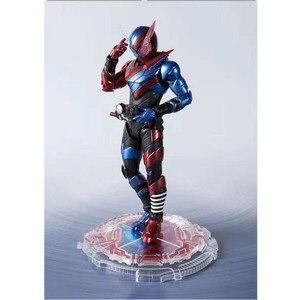Image 1 - Japan Anime Shf 20 Anniversary Masked Rider Bouwen Action Figure Konijn Tank Beweegbare Kamen Wd Model Speelgoed