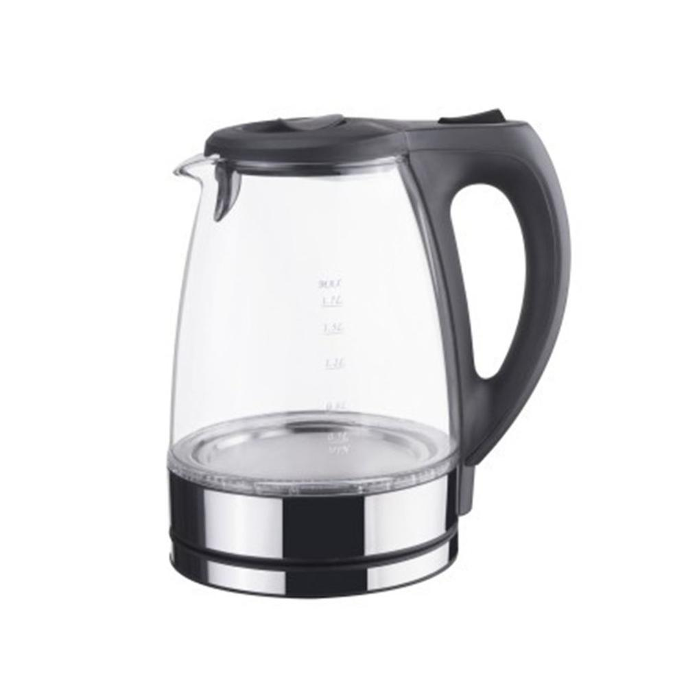 Fy-788 Glass Electric Kettle Thermostatic Kettle Smart Household Thermos Single Layer Power-off Protection With Scale