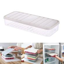 Clever Tray Creative Food Preservation Dumpling Box Refrigerator Storage Fresh Container Kitchen Item