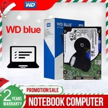 Western Digital WD Blau 4TB Mobile Festplatte 15mm 5400 RPM SATA 6 Gb/s 8MB Cache 2,5 zoll für PC WD40NPZZ