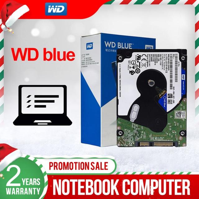 Мобильный жесткий диск Western Digital WD Blue, 4 ТБ, 15 мм, 5400 об/мин, SATA 6, 8 мб кэш памяти, 2,5 дюйма, для пк WD40NPZZ