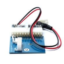 سيجا زحل SS لعبة وحدة التحكم بيكو PSU محول 220 فولت ل 4 دبابيس آلات اكسسوارات مكافحة حرق آلة واقية بيكو محولات