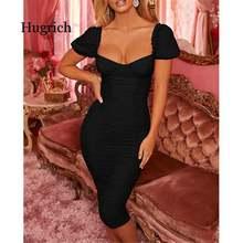 Сексуальное летнее платье для женщин элегантное облегающее вечернее