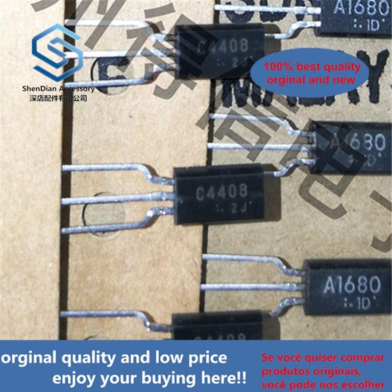 10pcs 100% Orginal New  2SA1680 2SC4408 1680 4408  Real Photo