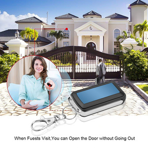 Image 3 - kebidu Wireless 433Mhz Remote Control Copy Code Remote 4 Channel Electric Cloning Gate Garage Door Auto For chipset PT2262