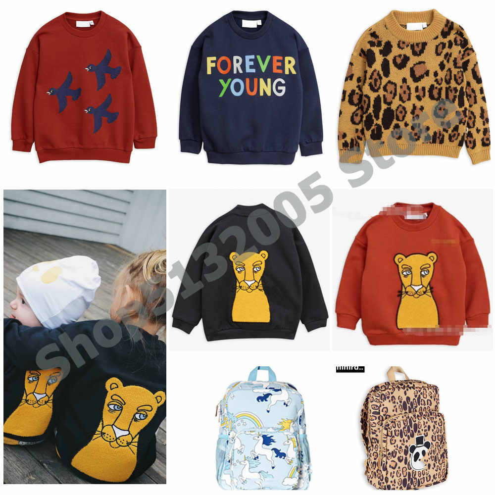 IN STOCK 2019 New Children's Clothing Autumn Sweater European and American Style MR with Children's Pullover kids sweatshirt