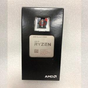 Image 2 - AMD Ryzen 7 3700X R7 3700X 3.6 GHz, fil à 8 cœurs sintein processeur dunité centrale 65W, 7nm L3 = 32M, prise 100 000000071, AM4