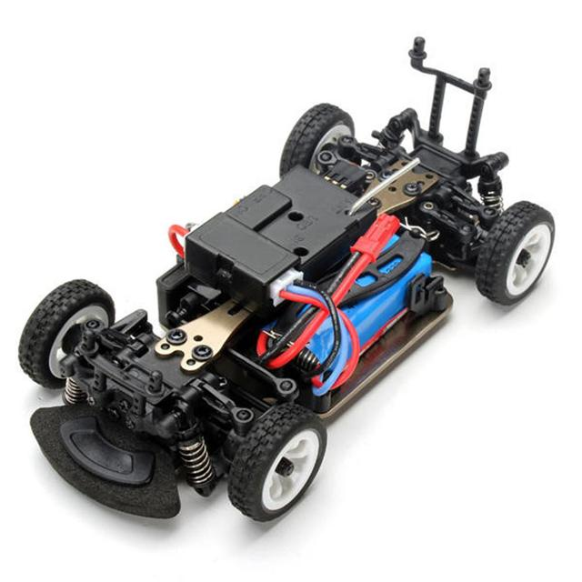 Wltoys K989 RC Car 2.4G 4WD Brushed Motor 30KM/H High Speed RTR RC Drift Car Rally Car 4
