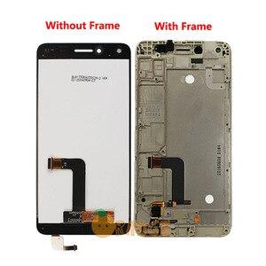 Image 3 - Novo sensor de tela lcd para huawei y6 ii compact honor 5a LYO L01 LYO L21 l01 l21 lyo display lcd tela toque com quadro
