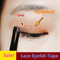 Drooping Eyeliner sticker double eyelid lashes Women fenty beige adhesive Invisible 쌍커