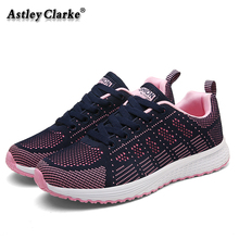 Womens Sneakers Athletic Running Shoes Non Slip Ultra Lightweight Breathable Mesh Walking Gym