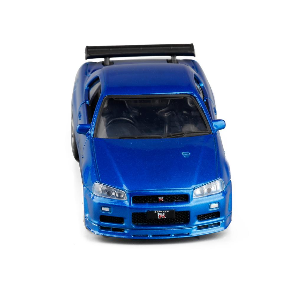 ALI shop ...  ... 4000344037233 ... 3 ... High quality 1:36 Nissan GT-R R34 sports car alloy model,simulated metal pull back model toys,children's gifts,free shipping ...