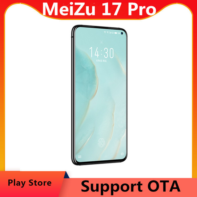 """DHL Fast Delivery Meizu 17 Pro 5G Cell Phone 6.6"""" 2340X1080 90hz 64.0MP 30W Super Charger Snapdragon 865 Octa Core Android 10.0 1"""