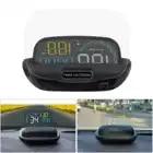 Дисплей C600 OBD2 умный дисплей Спидометр температура автомобиля Электроника скорость проектор HUD на лобовое стекло