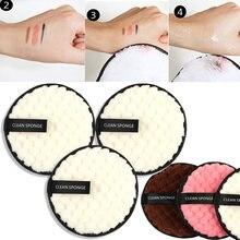 1 шт женские средство для снятия макияжа с мягкое полотенце