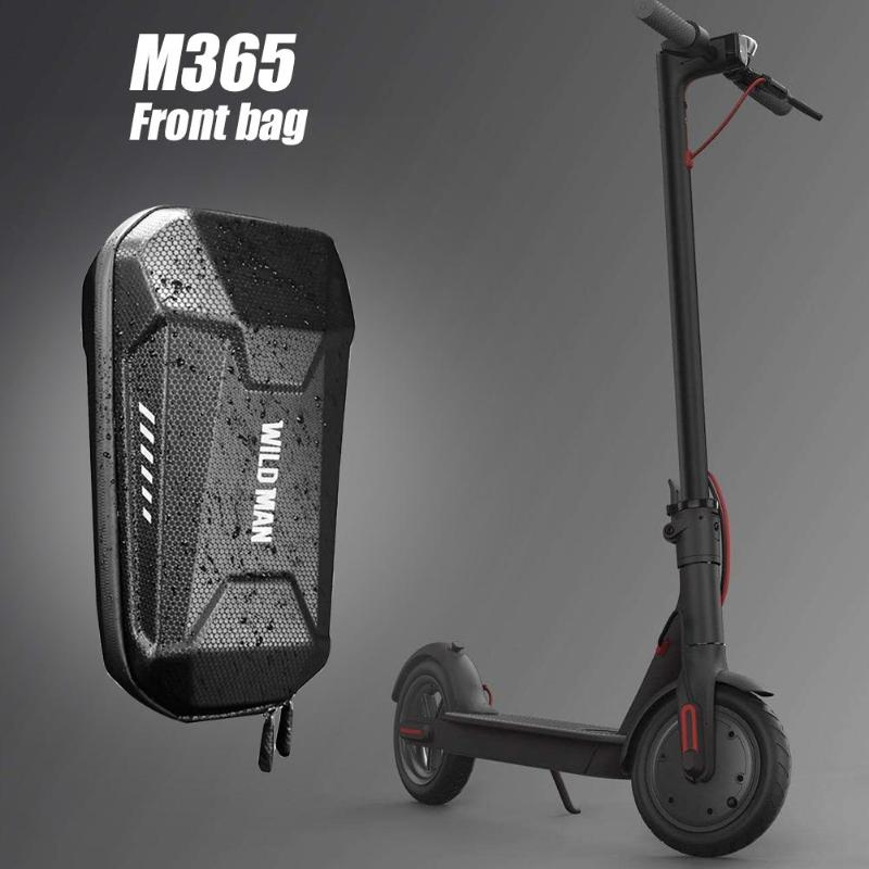 New Universal Electric Scooter Hangs Bags EVA Hard Shell Universal Scooter Hangs Bag For Xiaomi M365 ES1 ES2 ES3 ES4