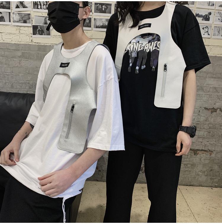 Крутой жилет для мужчин и женщин уличная одежда тактический
