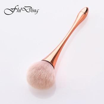 1pc Powder Foundation Brush Makeup Brushes Set Professional Cosmetics Brushes Eye Shadow Lip Brushes Set Face Beauty Makeup Tool 3