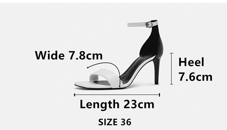 Withered new england fashion Color contrast sexy high heel peep toe stiletto party sandals women shoes woman shoes women sandals