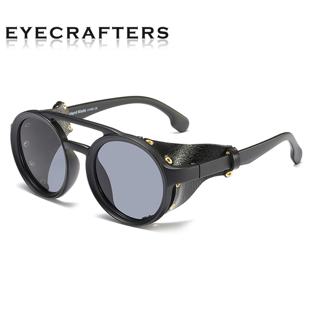 EYECRAFTERS Steampunk Goggles Sunglasses
