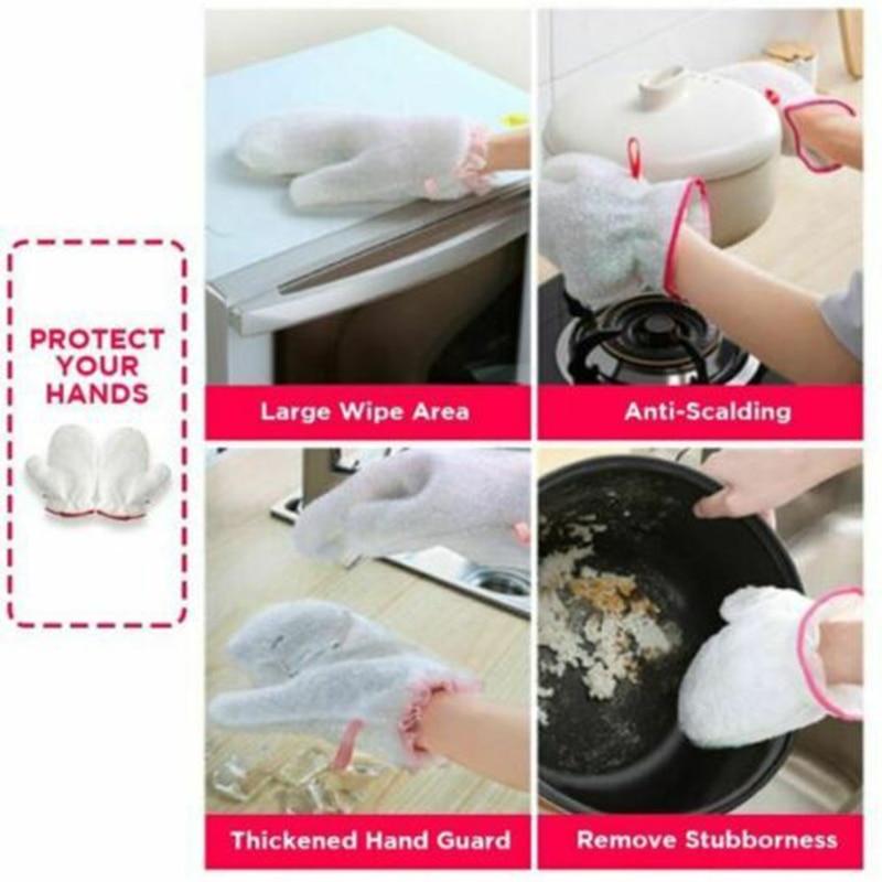 Купить водонепроницаемые перчатки из бамбукового волокна без масляных