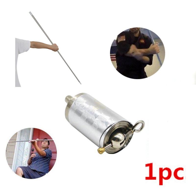 Portable Pocket Self-defense Telescopic Stick Retractable Protect Outdoor Tool