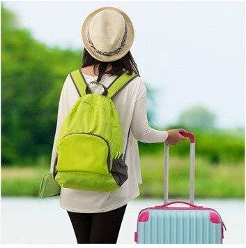 Unisex Folding Portable Outdoor Sport Hiking Camping Travel Backpack  Rucksack Bag Waterproof Durable Foldable Shoulder Backpack