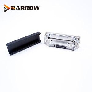 Użycie bloku wodnego BARROW dla 2280 \ 22110 PCI-E SSD \ SATA M.2 M2 SSD \ blok chłodnicy dwustronnie rozpraszanie ciepła 80mm/110mm SSD
