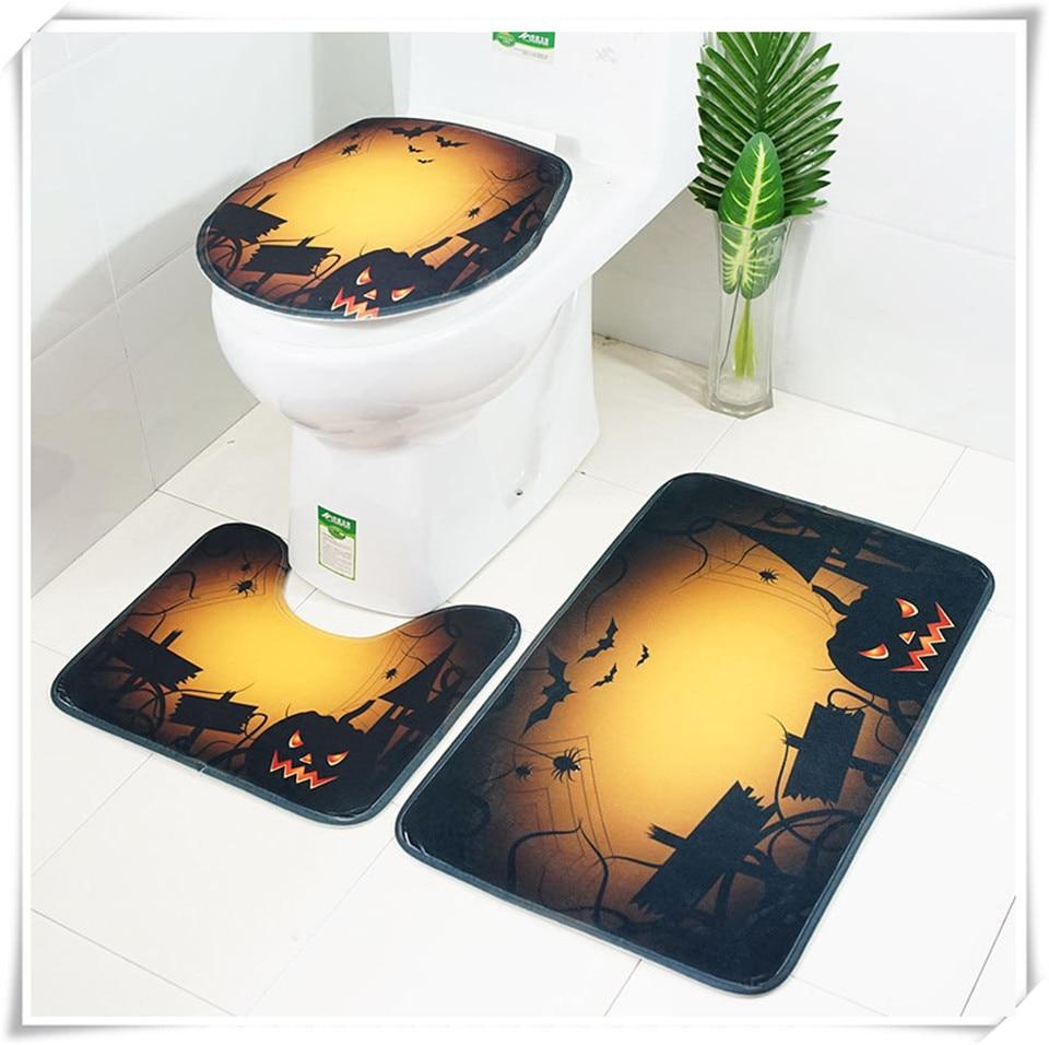Halloween Bathroom accessories set xq11