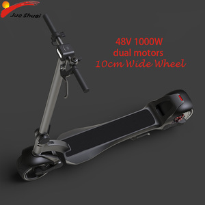 Wide Wheel Electric Scooter fo