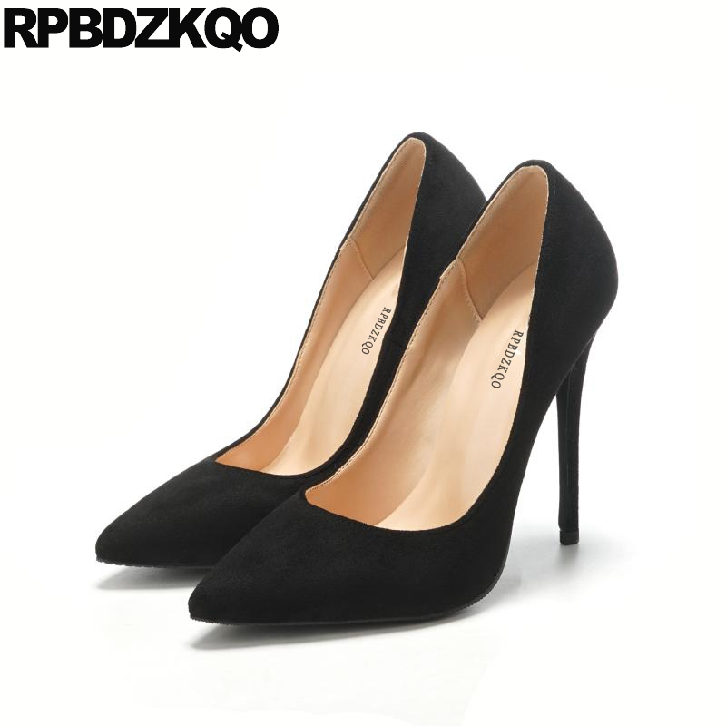 Black Work Heels