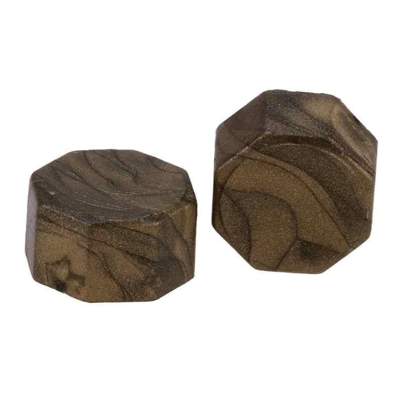 100 sztuk Octagon wosk farby w granulki na ślubna w stylu Vintage pigułki znaczki woskowe