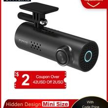 70mai Автомобильный видеорегистратор 1S приложение и английское Голосовое управление 70mai 1S 1080P HD ночное видение 70mai 1S видеорегистратор WiFi 70mai ви...