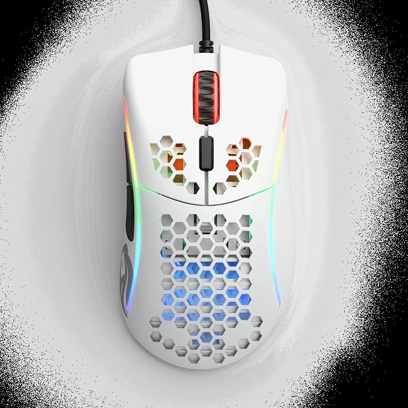 Permalink to Mouse Glorious Gaming Model D- Minus (Small) White Matte (Branco Fosco) – Model D minus Matte Black (Preto Fosco)