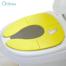 Orzbow Children Potty Training Seat For Kids Pot Baby Travel Portable Toilet Potty Cushion Baby Boy Girl Pot Chair SeatUrinal