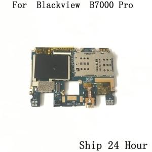 Image 2 - Orijinal Blackview BV7000 Pro kullanılan anakart 4G RAM + 64G ROM anakart Blackview BV7000 Pro onarım sabitleme parça değiştirme