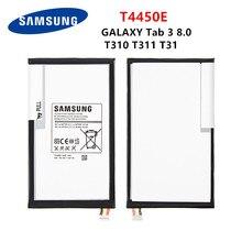 цена на SAMSUNG Orginal Tablet T4450E battery 4450mAh For Samsung Galaxy Tab 3 8.0 T310 T311 T315 SM-T310 SM-T311 T3110 E0288 E0396