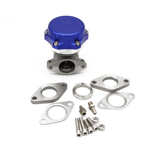 Image 1 - turbo wastegate Suitable New 38MM External Wastegate Turbo Wastegate For All Turbocharged Vehicles