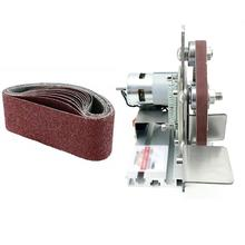 A Word Chute To The Slave Adjustment Wheel.fine Accessories Reasonable Design And High Precision Small Diy Polishing Machine