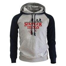 Mens Hoodies Stranger Things Streetwear