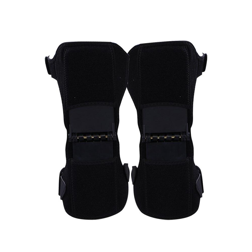Противоскользящие наколенники для поддержки суставов, Защитные Спортивные наколенники, дышащие, 1/2 шт, мощность подъема, мощная сила отскока, наколенник - Цвет: style 1-1 pair